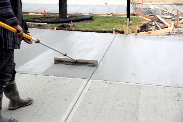 stamped concrete Akron